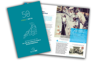 brochure 50 ans interco